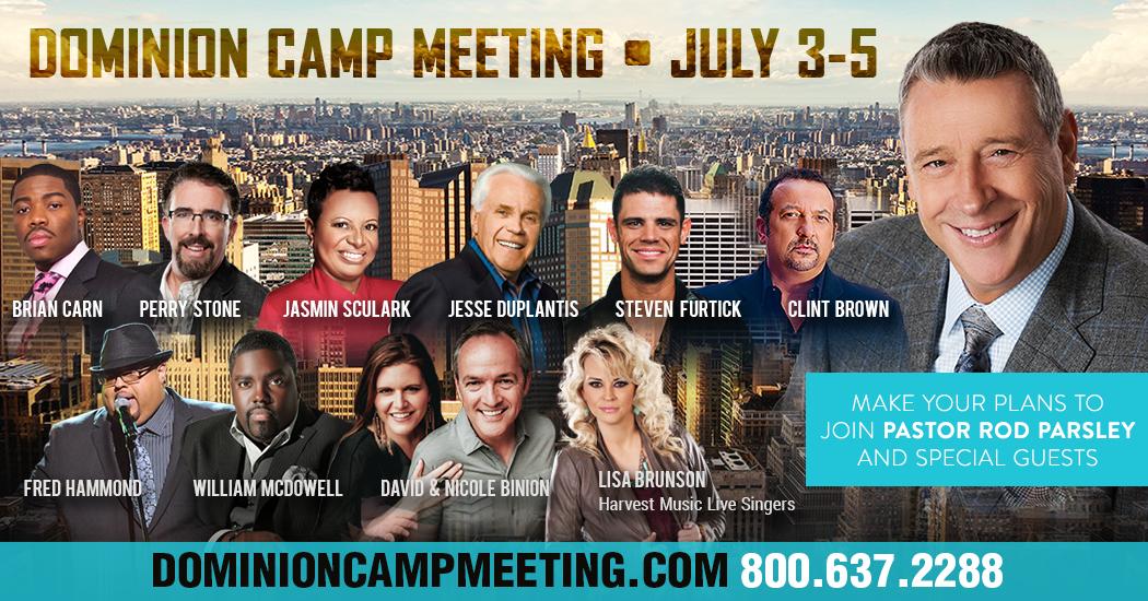 Dominion Camp Meeting