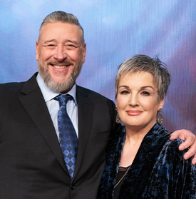 Pastor Rod Parsley and Ms. Joni Parsley