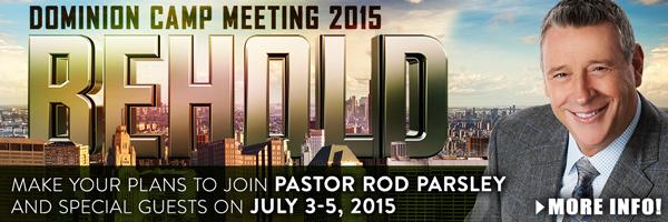 Dominion Camp Meeting 2015