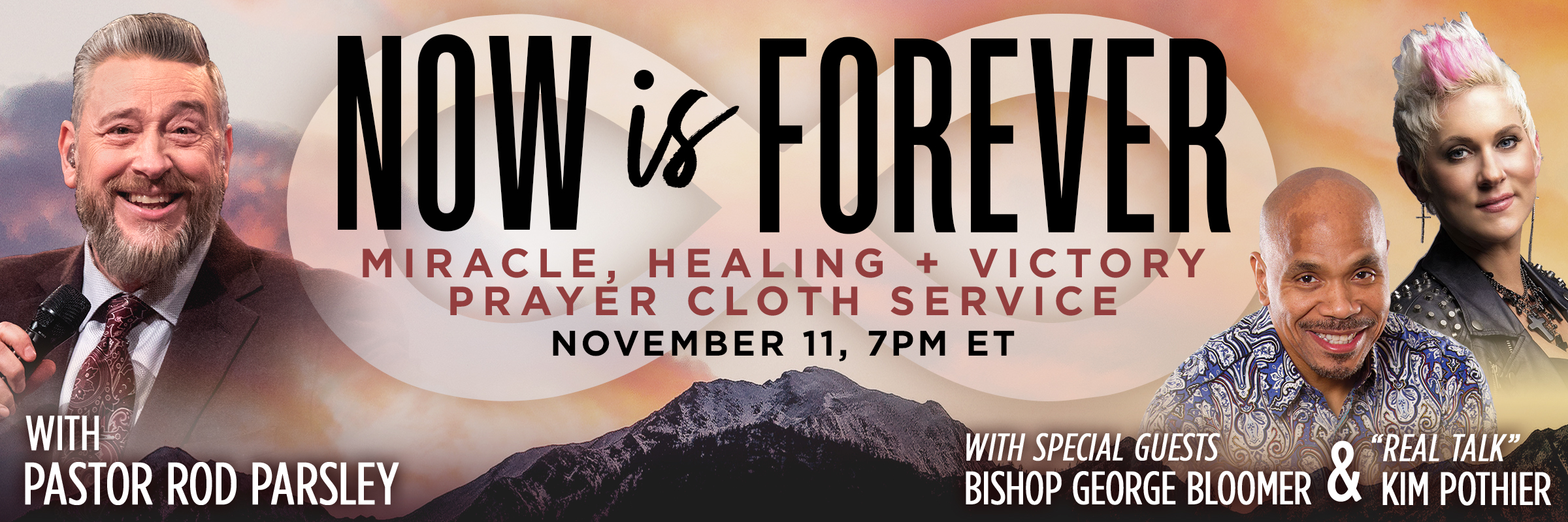 Worldwide Miracle, Healing and Victory Prayer Cloth Service | Sunday, November 11