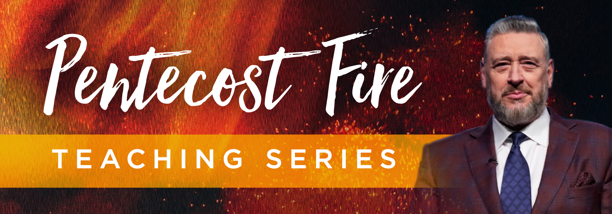 Power of Pentecost Email Teaching Series