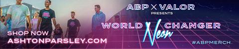 rodparsley.tv | ABP World Changer Merch