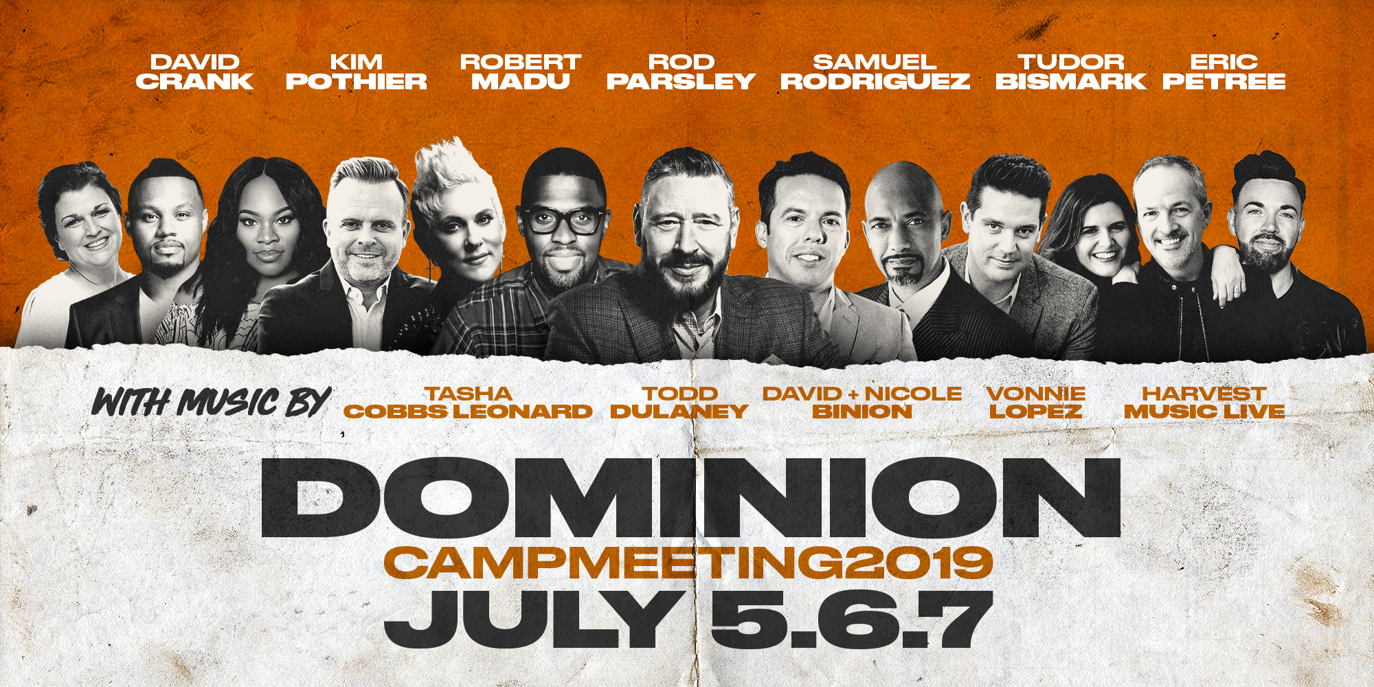 Dominion Camp Meeting 2019