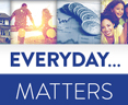 Beginning March 8: Everyday... Matters
