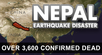 Nepal Earthquake | Over 1,800 Confirmed Dead!