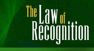 The Law of Recognition | Your assignment is not decided by you, it is discovered by you! | Click her