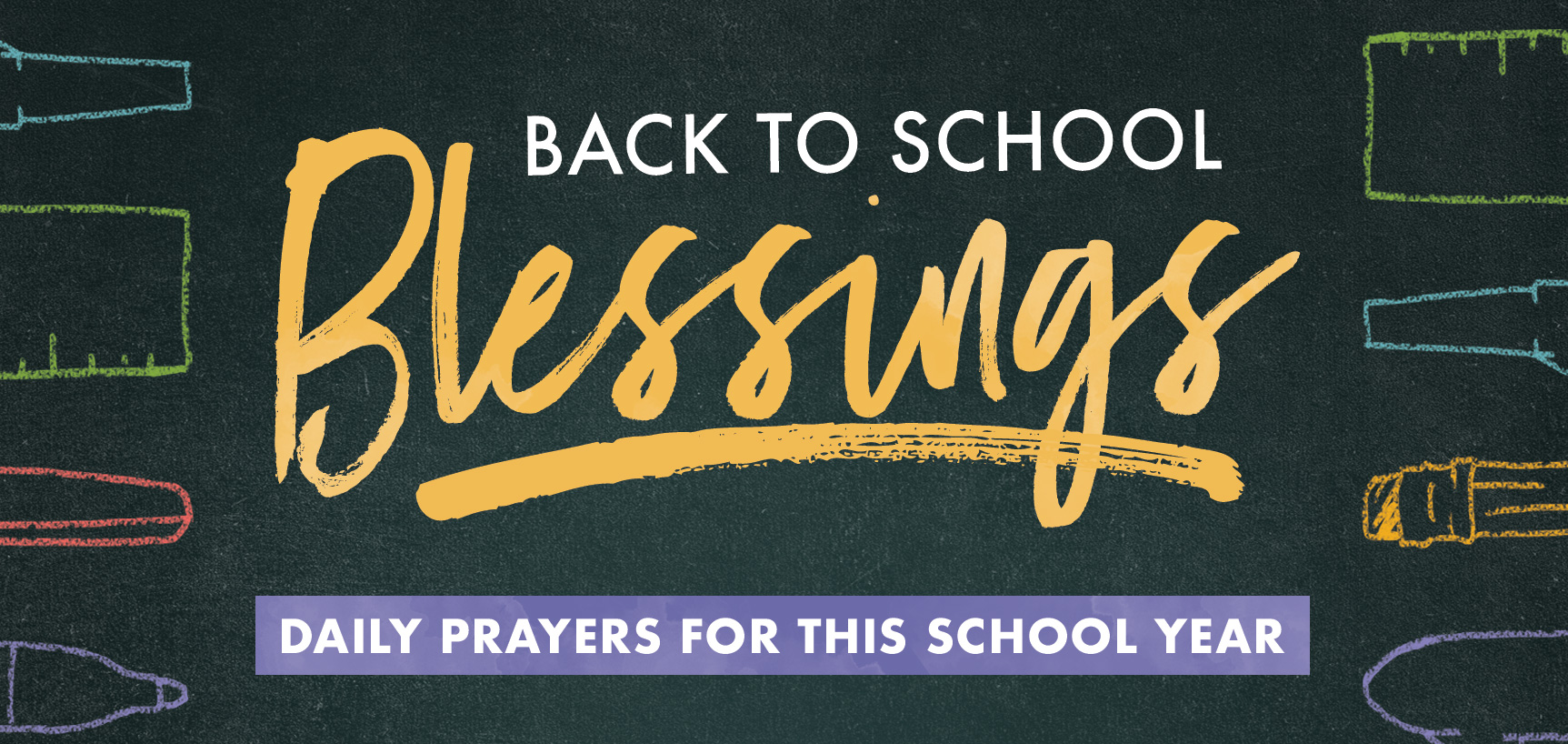 Back to School Prayer Card Digital Download