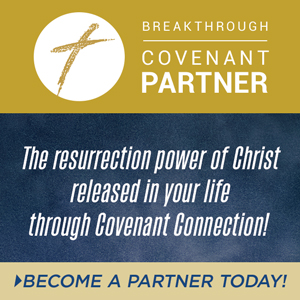 Breakthrough Covenant Partners 2016 | Your Year of Jubilee