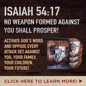 No Weapon - Isaiah 54