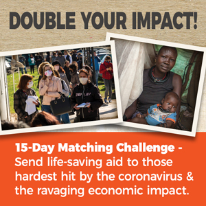 2x impact to save lives!