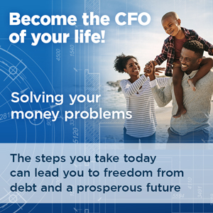 Become the CFO of Your Life!