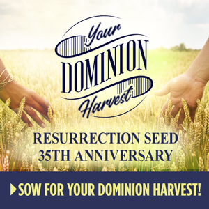 Your Dominion Harvest