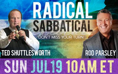 Radical Sabbatical with Evangelist Ted Shuttlesworth