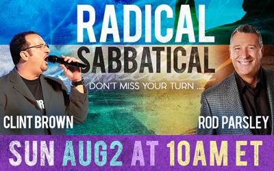 Radical Sabbatical with Bishop Clint Brown