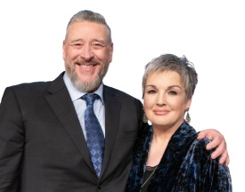 Pastor and Joni Parsley